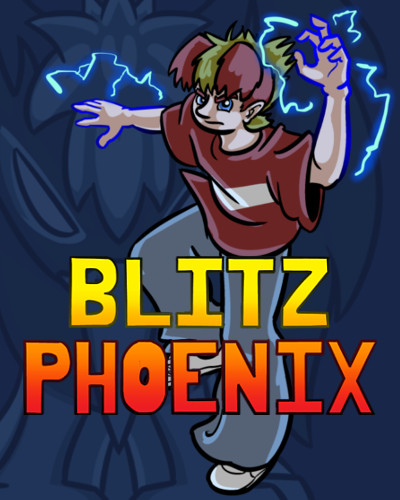 Blitz Phoenix Webcomic