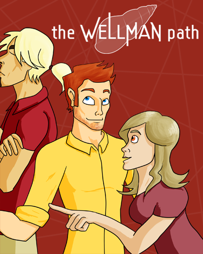 The Wellman Path Webcomic